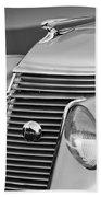 1937 Studebaker Grille  Beach Towel