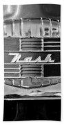 1951 Nash Emblem Beach Towel