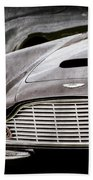 1965 Aston Martin Db6 Short Chassis Volante Grille Beach Towel