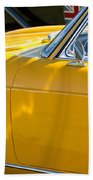 1965 Ferrari 275gts Beach Towel