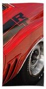 1970 Dodge Challenger R/t Beach Towel