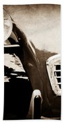 1988 Citroen 2cv Charleston Beach Towel