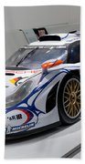 1998 Porsche 911 Gt1 Beach Towel