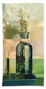 1-2-3 Bottles - J091112137 Beach Towel
