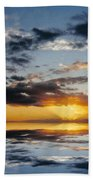 Abstract 129 Beach Towel