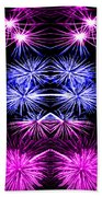 Abstract 135 Beach Towel