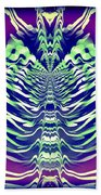 Abstract 140 Beach Towel