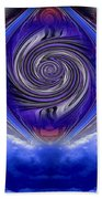 Abstract 143 Beach Towel