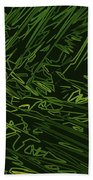 Abstract 286 Beach Towel