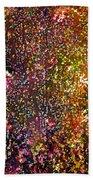 Abstract 295 Beach Towel