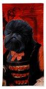 Affenpinscher Art By Nobility Dogs Beach Towel