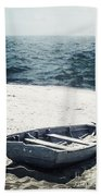 Along The Shore Beach Towel
