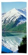 Altai Mountains Beach Towel