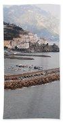 Amalfi Italy Beach Towel