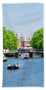 Amsterdam Beach Towel