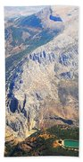 Andalusian Heights. Spain Beach Towel