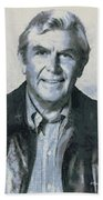 Andy Griffith Beach Towel