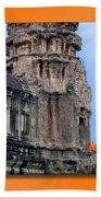 Angkor Wat Cambodia 2 Beach Towel