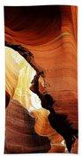 Antelope Canyon 9 Beach Towel