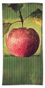 Apple Beach Towel