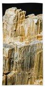 Asbestos Beach Towel