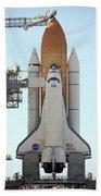 Atlantis Space Shuttle Beach Towel