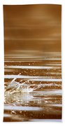 Away Quickly Beach Towel