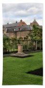Bakewell Country Gardens - Bakewell Town - Peak District - England Beach Towel