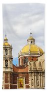 Basilica Of Our Lady Of Guadalupe Beach Towel