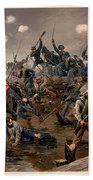 Battle Of Spottsylvania Beach Towel