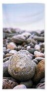 Beach Pebbles Beach Towel