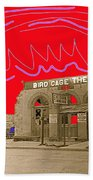 Birdcage Theater Number 2 Tombstone Arizona C.1934-2009 Beach Towel