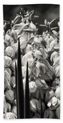 Blooms Within A Bloom 3 Beach Towel