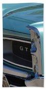Blue Gto Beach Towel