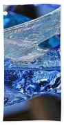 Blue Blue Beach Towel