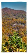 Blue Ridge Parkway Beach Towel