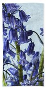 Bluebells 2 Beach Sheet