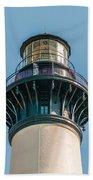 Bodie Island Lighthouse Obx Cape Hatteras North Carolina Beach Towel