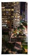 Brickell Ave Downtown Miami  Beach Sheet