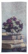 Bridal Bouquet Beach Towel
