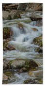 Bridalveil Creek Yosemite Beach Towel