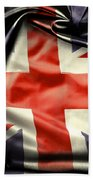 British Flag 10  Beach Towel