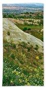 Cappadocia Landscape-turkey Beach Towel