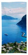 Capri Beach Towel