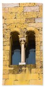 Cathedral Window Beach Towel