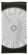 Ceiling Dome Beach Towel