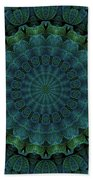 Celtic Corrugation Beach Towel