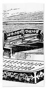 Census Machine, 1890 Beach Sheet