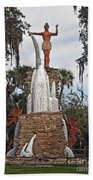 Chief Tomokie  Beach Towel