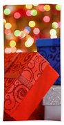 Christmas Gifts Beach Towel